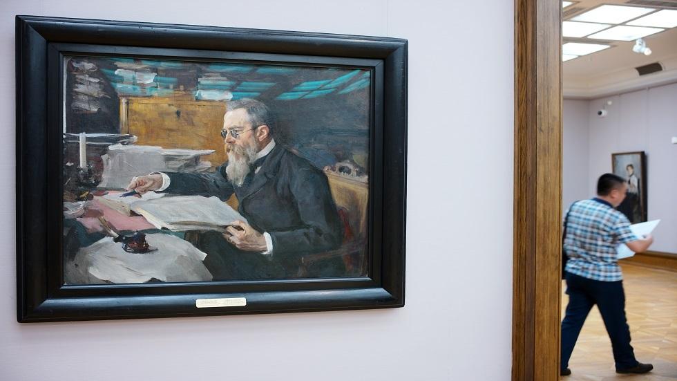 100 ألف شخص يرتادون متحف تريتياكوف في عطلة رأس السنة