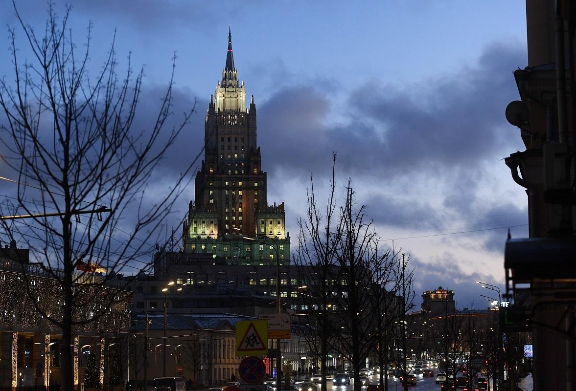 موسكو تحث كييف على قبول واقع انتماء القرم لروسيا