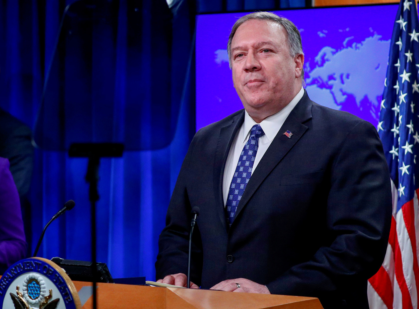 الولايات المتحدة تعرض على أوكرانيا المساعدة في التحقيق بكارثة