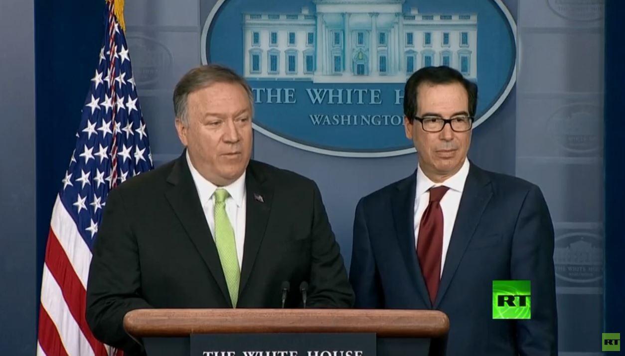 الولايات المتحدة تعلن فرض عقوبات جديدة على إيران ردا على ضرباتها الصاروخية