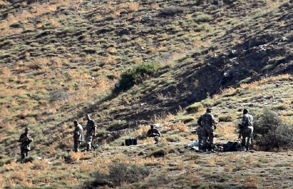 الجيش الجزائري يصفي مسلحين