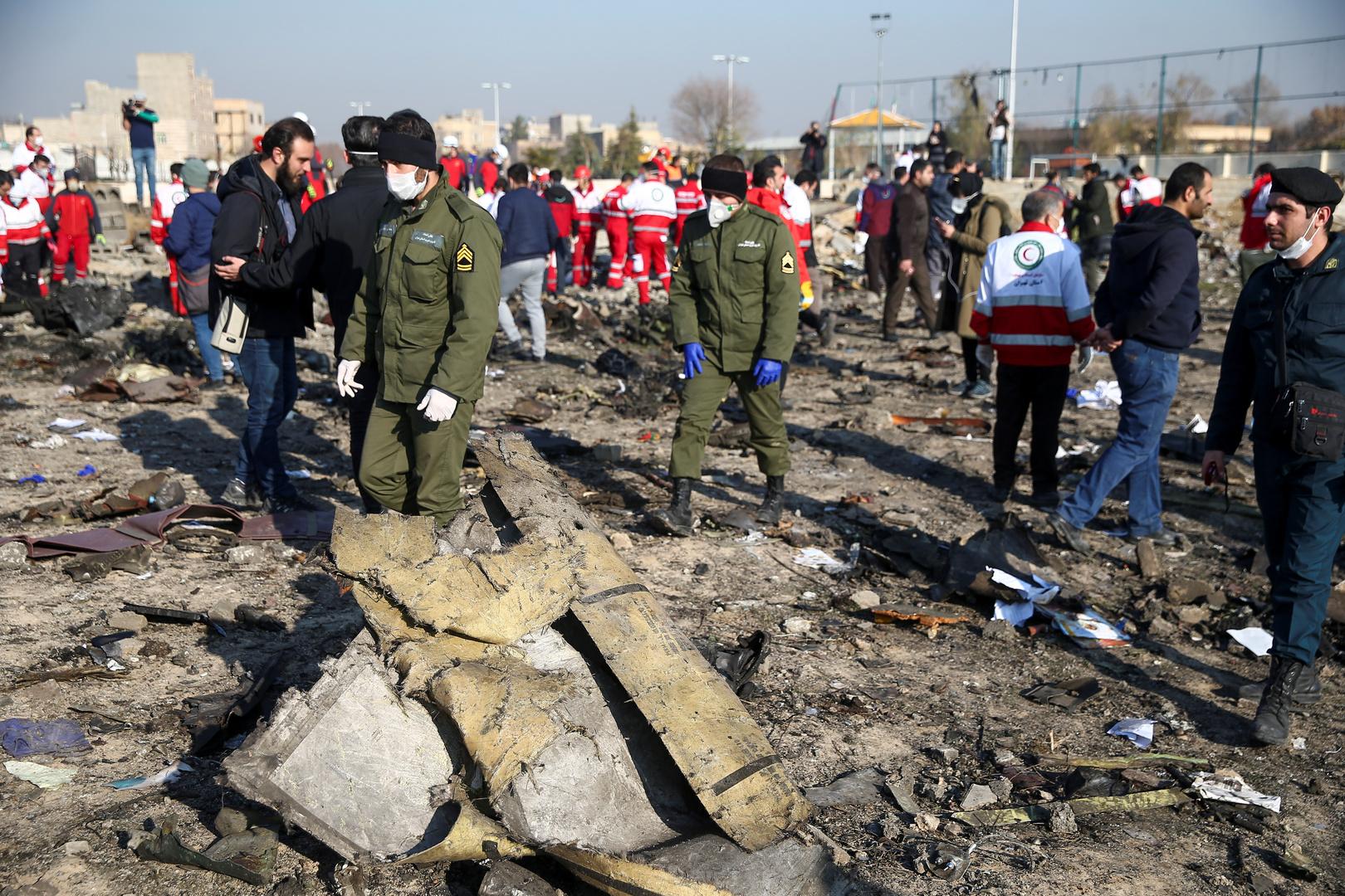 بومبيو: الطائرة الأوكرانية المنكوبة قرب طهران أسقطت على الأرجح بصاروخ إيراني
