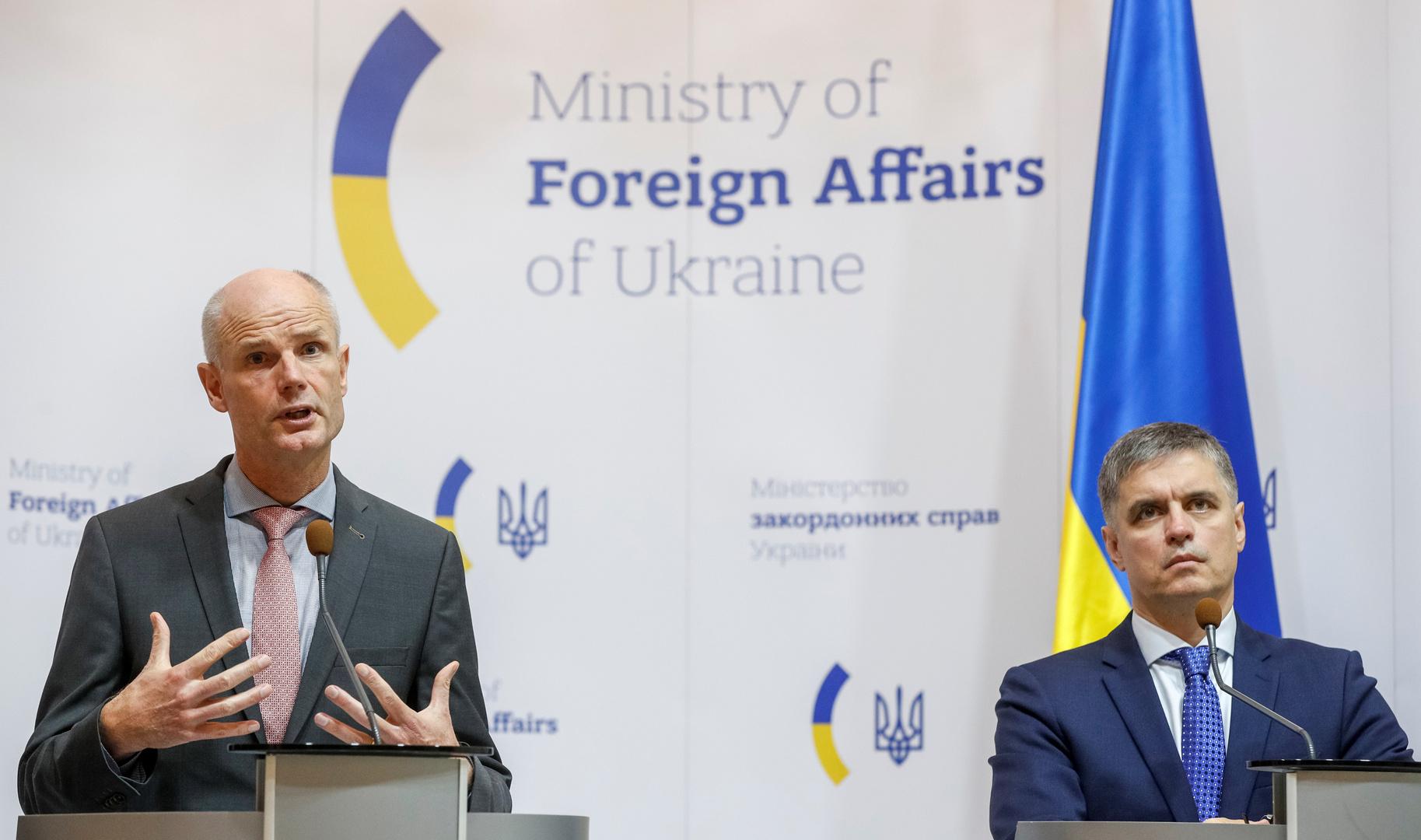 أوكرانيا: إذا تبين أن طائرتنا أسقطت سنطالب بمقاضاة المسؤولين