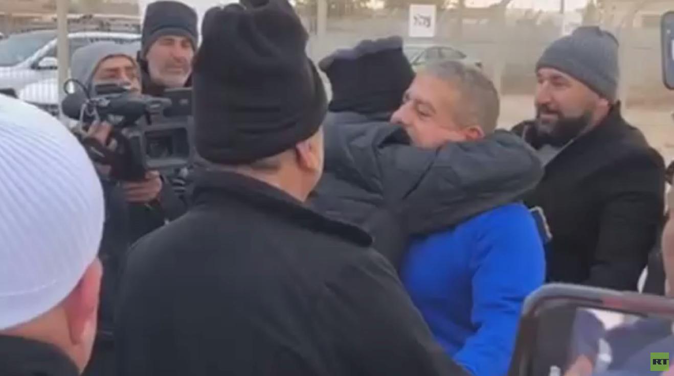 إطلاق سراح أسيرين سوريين من سجون إسرائيل