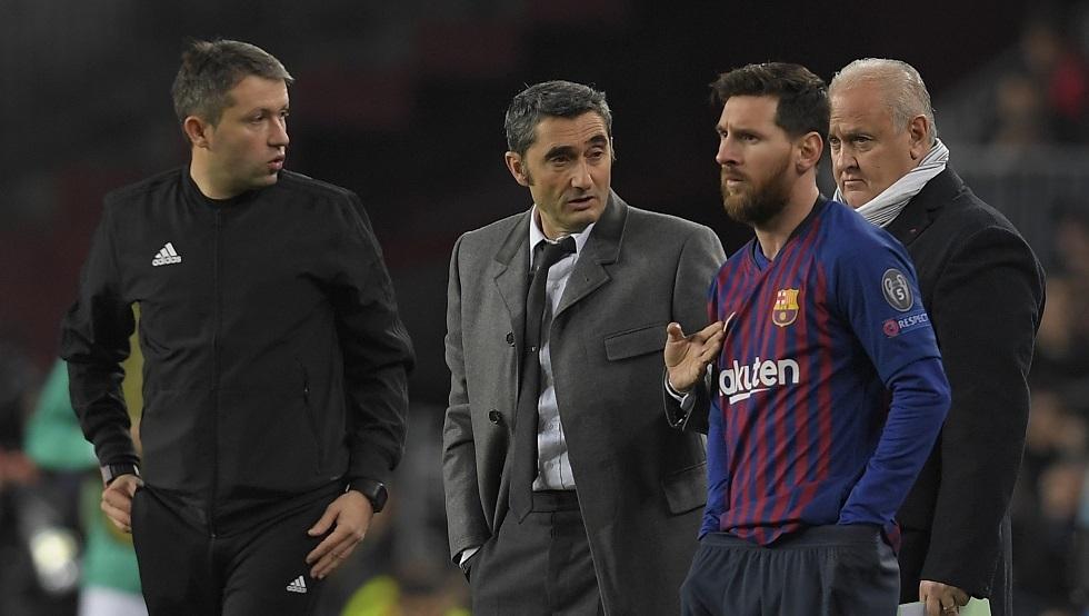 غونزالو ميرو: برشلونة يتفق مع فالفيردي على موعد رحيله