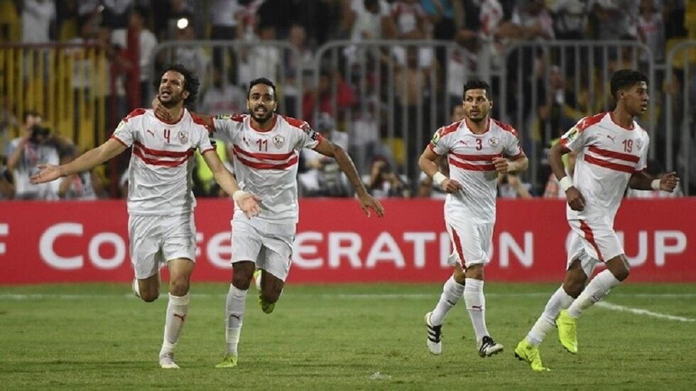 الزمالك يهزم زيسكو الزامبي ويقترب من ربع نهائي دوري الأبطال