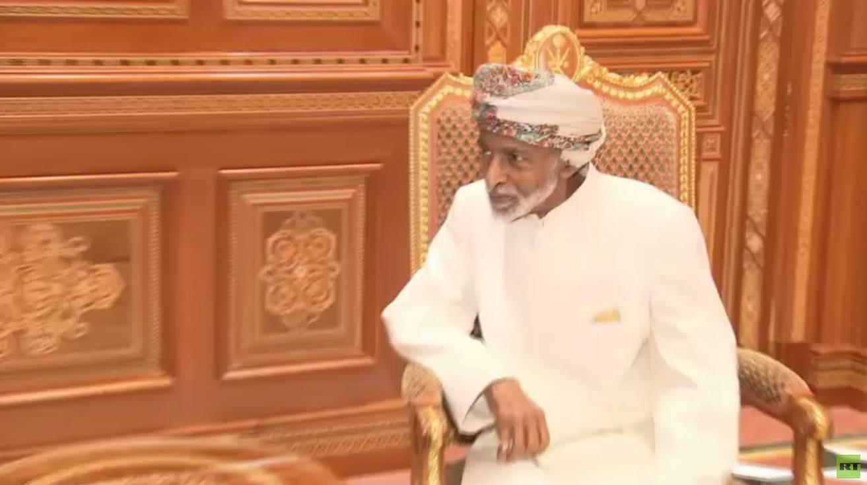 سلطان عمان قابوس بن سعيد يفارق الحياة