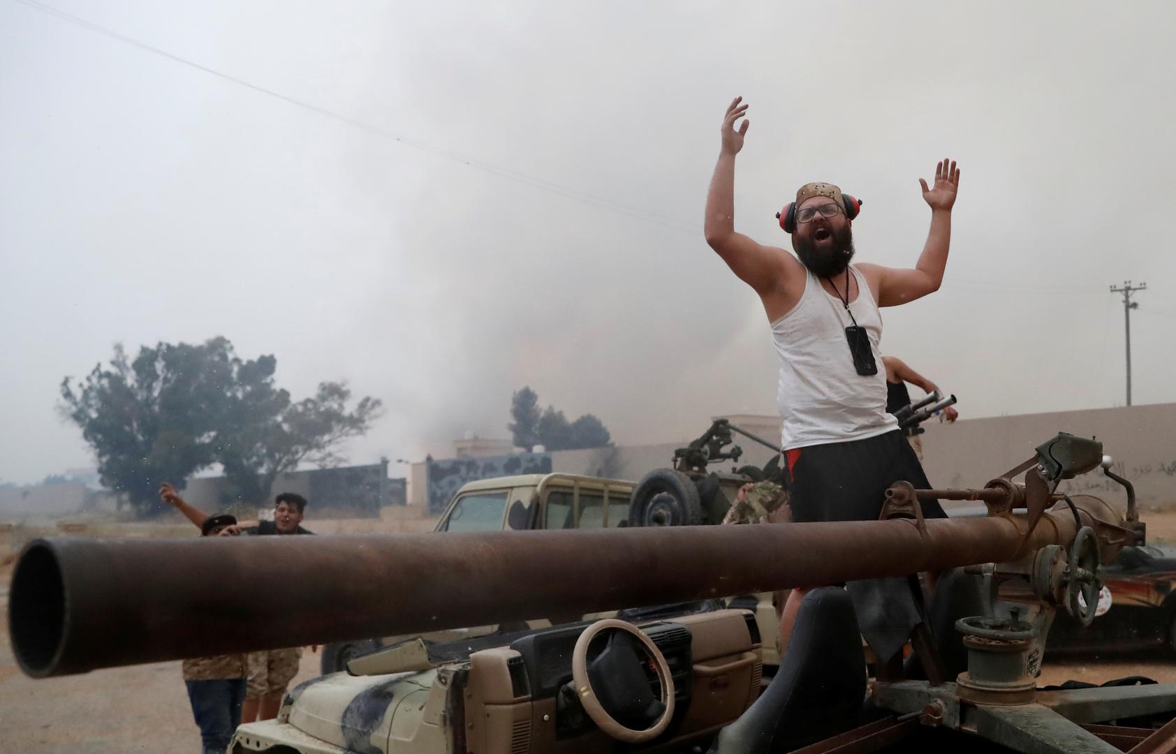 الوفاق: قوات حفتر لن تدخل طرابلس إلا في التوابيت والأيام القادمة ستكون جحيما عليها