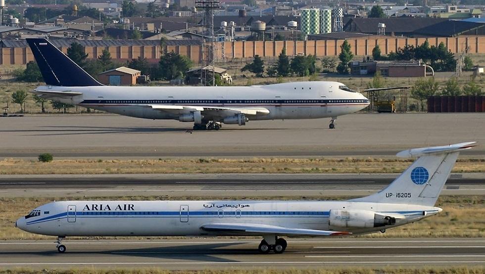 الخطوط الجوية الإيرانية تلغي رحلاتها إلى الدول الأوروبية حتى إشعار آخر
