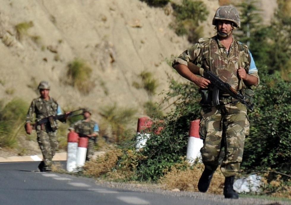 الجزائر.. ارتفاع عدد القتلى في العملية الأمنية شمال البلاد إلى 4 مسلحين