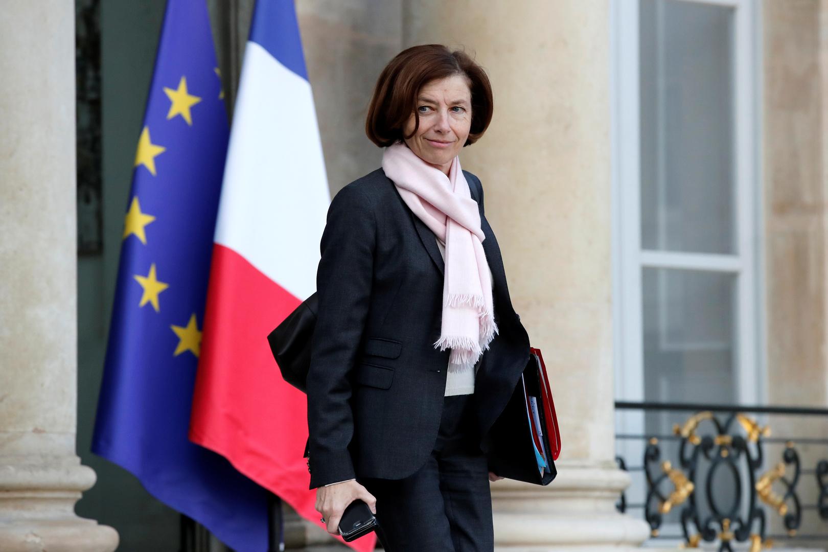 وزيرة الدفاع الفرنسية تدعو لحماية الاتفاق النووي مع إيران ومنع تصعيد التوتر