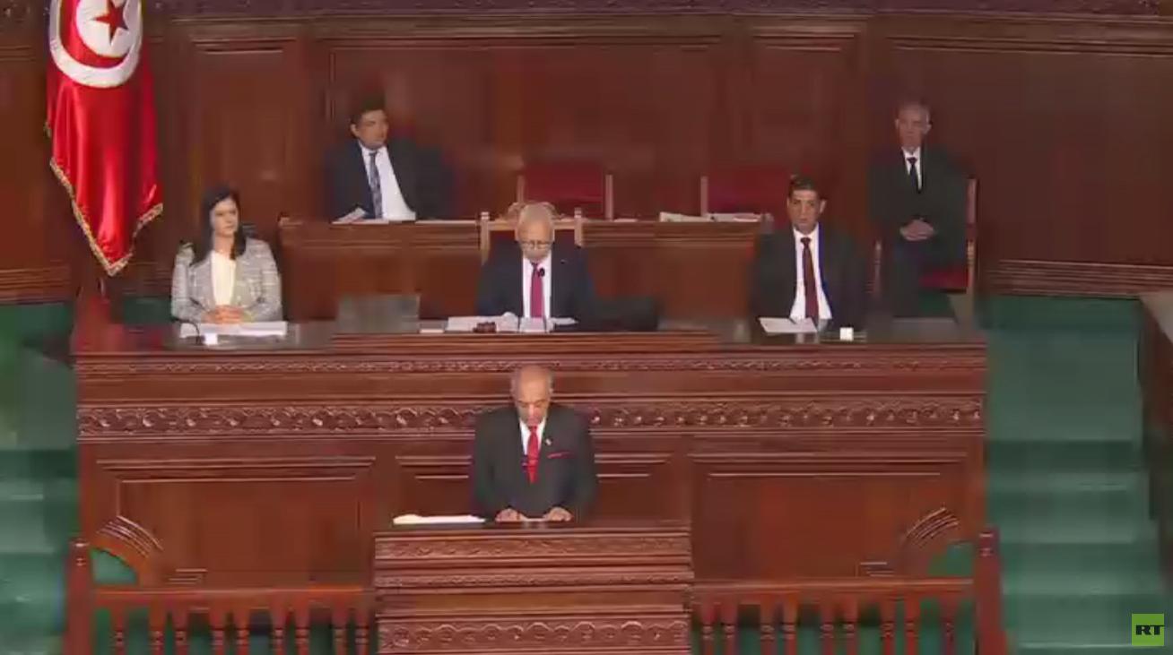 تونس.. البرلمان يرفض منح الثقة لحكومة الجملي