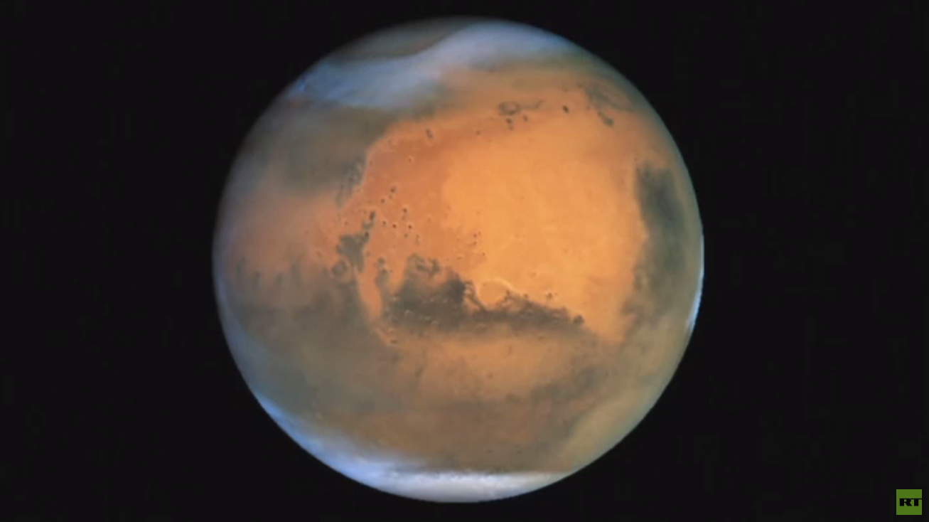 2020 عام السباق نحو المريخ