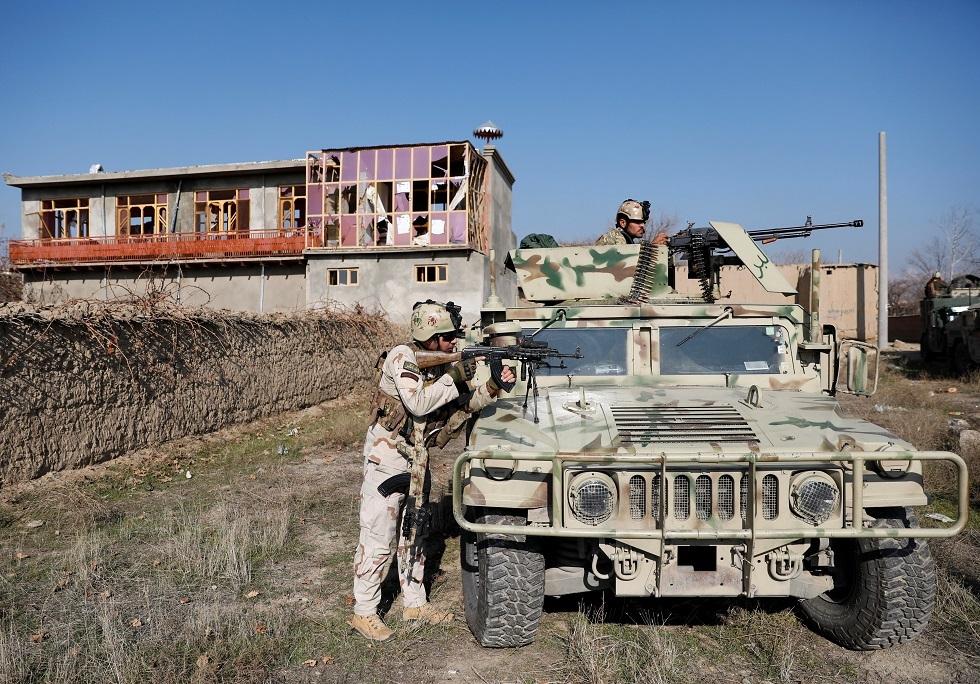 مقتل جنديين أمريكيين بانفجار عبوة في أفغانستان