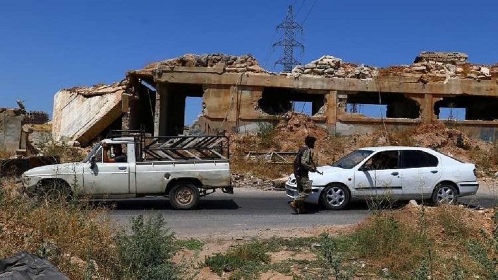 مصدر عسكري لـ RT: الفصائل المسلحة تستهدف محيط مطار حلب الدولي ومطار النيرب العسكري بقذائف صاروخية