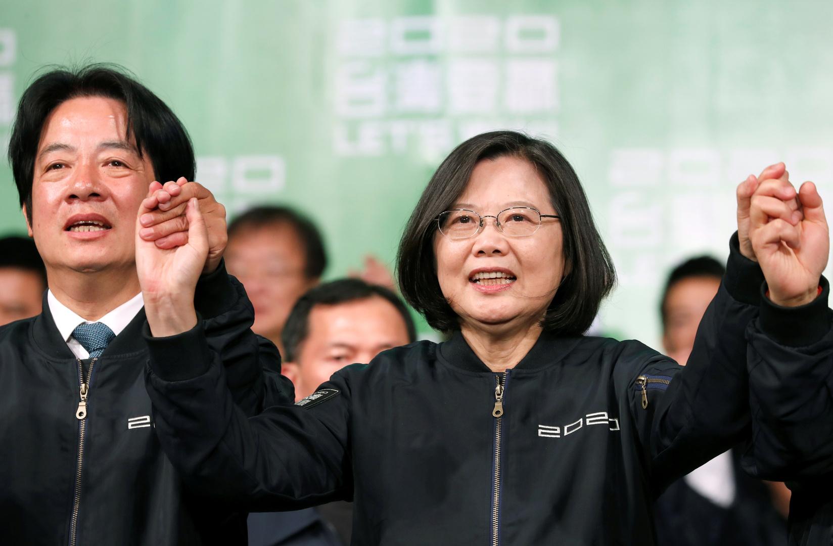 بكين: تايوان جزء من الصين ولن نغير موقفنا!