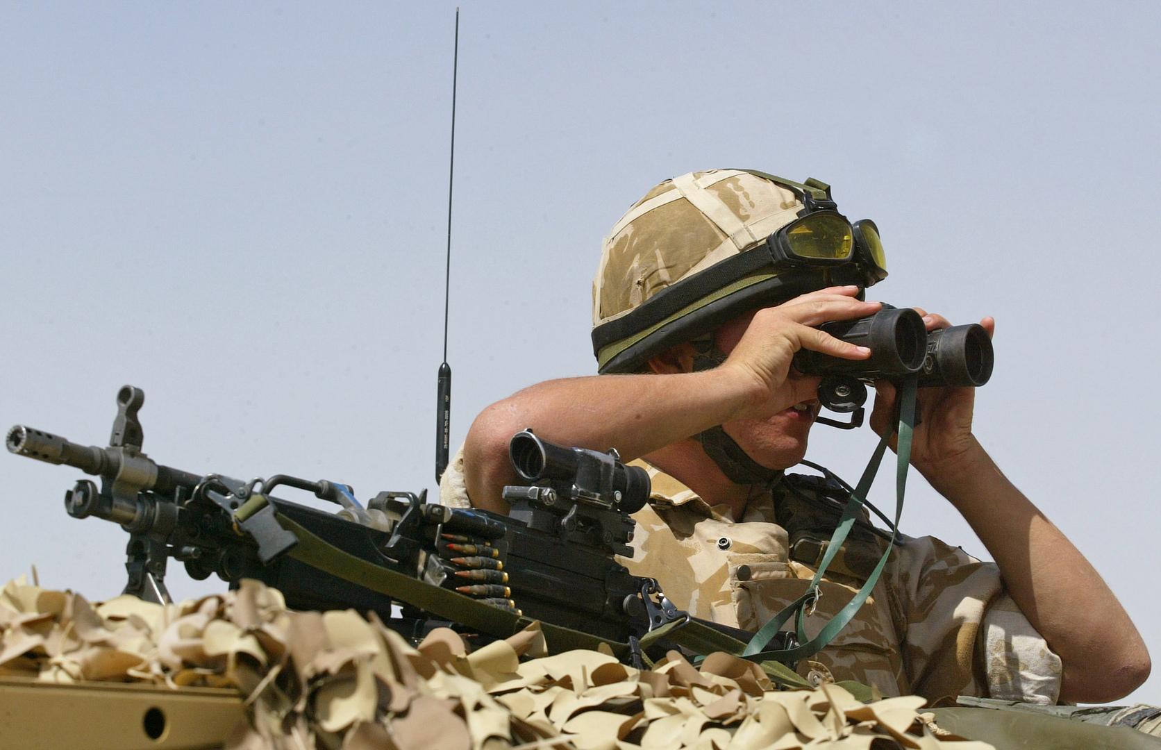وزير الدفاع البريطاني قلق من أن تفقد الولايات المتحدة دورها في قيادة العالم
