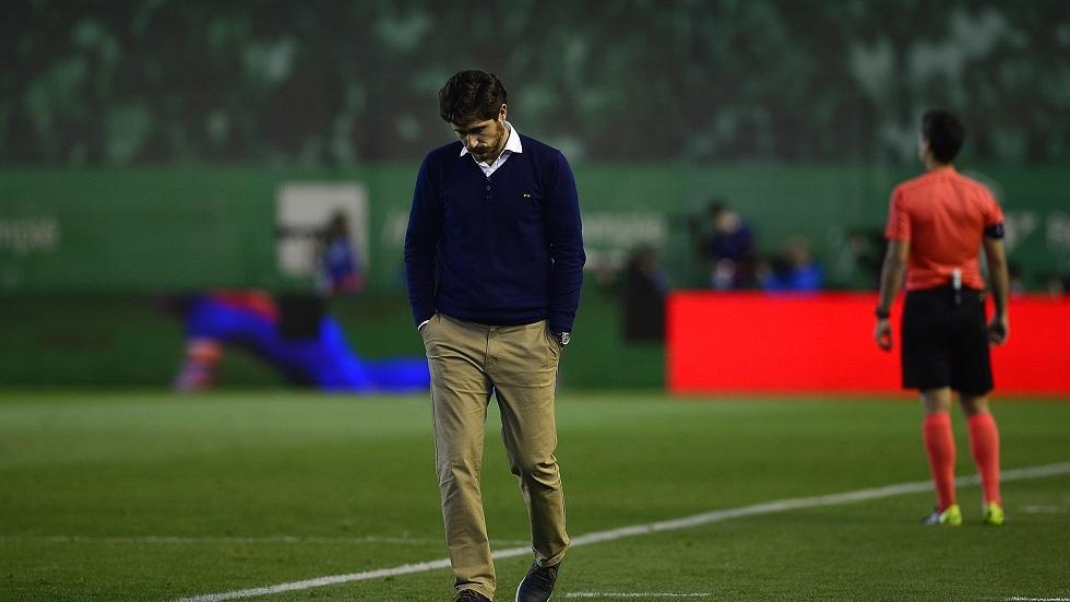 إقالة مدرب في الدوري الإسباني بعد انتشار فيديو فاضح له