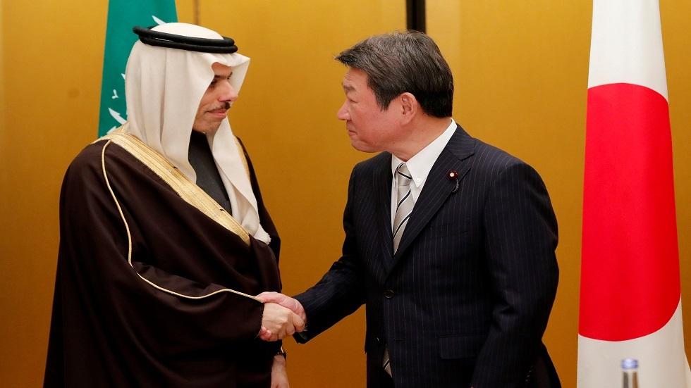 السعودية تعلن موقفها من إرسال قوات يابانية إلى الخليج