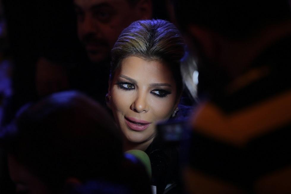 ظهور لافت لأصالة نصري في أول حفل بعد إعلان طلاقها رسميا