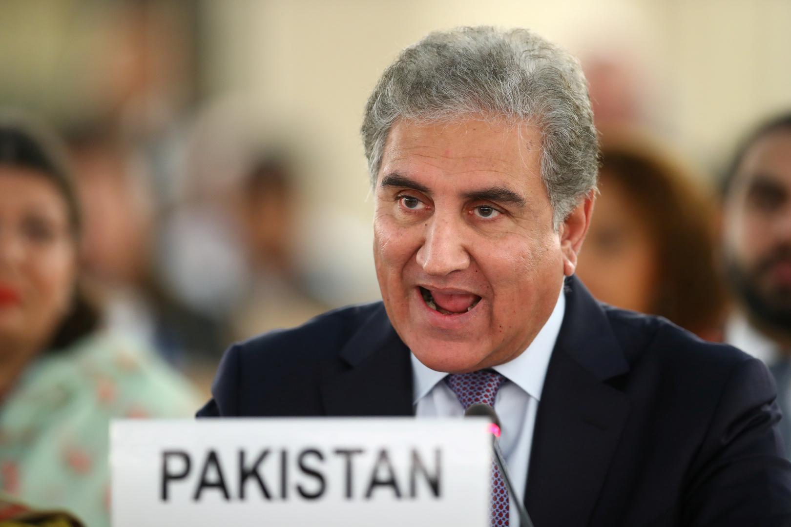 وزير خارجية باكستان إلى طهران والرياض وواشنطن بغية تخفيف التوتر