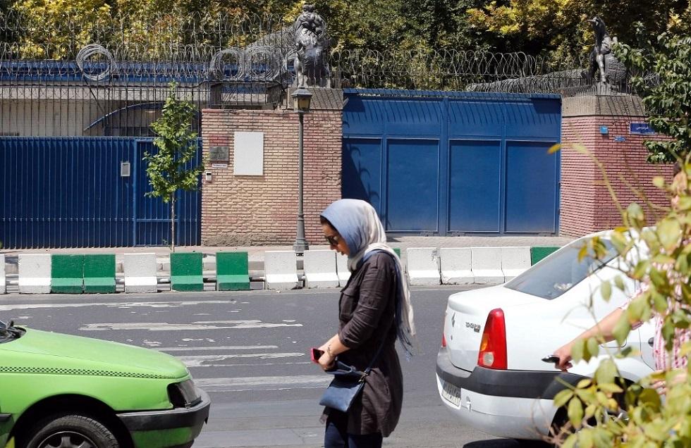 إعلام إيراني: قوات