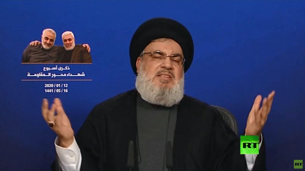 نصر الله: الضربات الإيرانية بداية قوية للرد العسكري على الولايات المتحدة