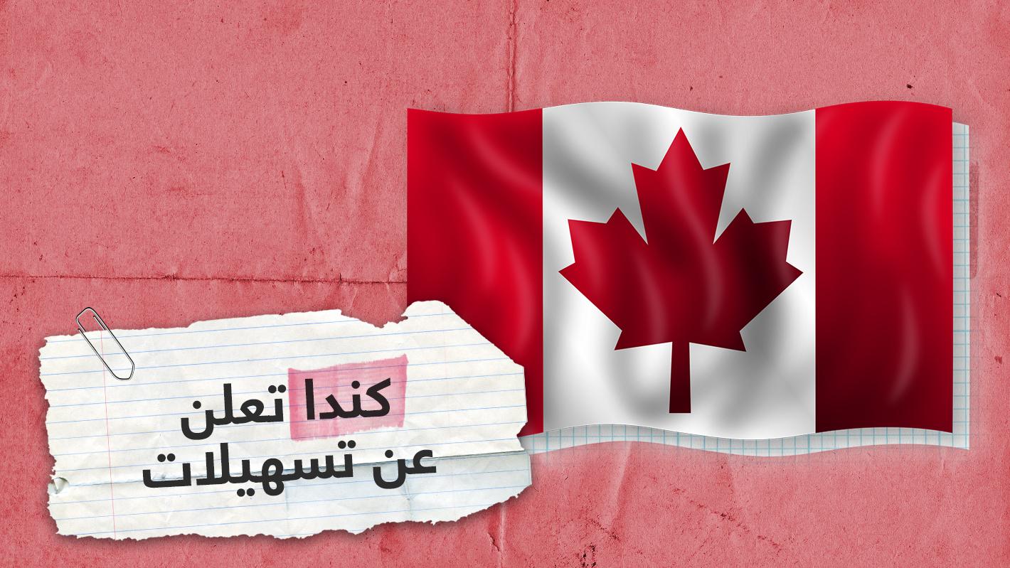كندا تعلن عن تسهيلات لاستقبال أكثر مليون مهاجر