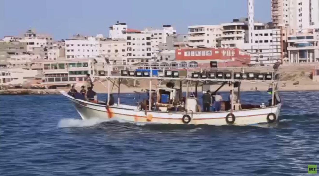مراكز حقوقية: 2019 الأسوأ بالنسبة لصيادي غزة