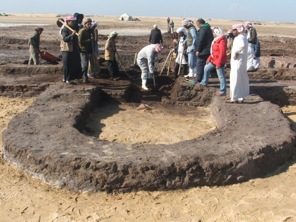 مصر.. بدء أعمال حفر لإنقاذ موقع أثري مكتشف حديثا شمال سيناء (صور)