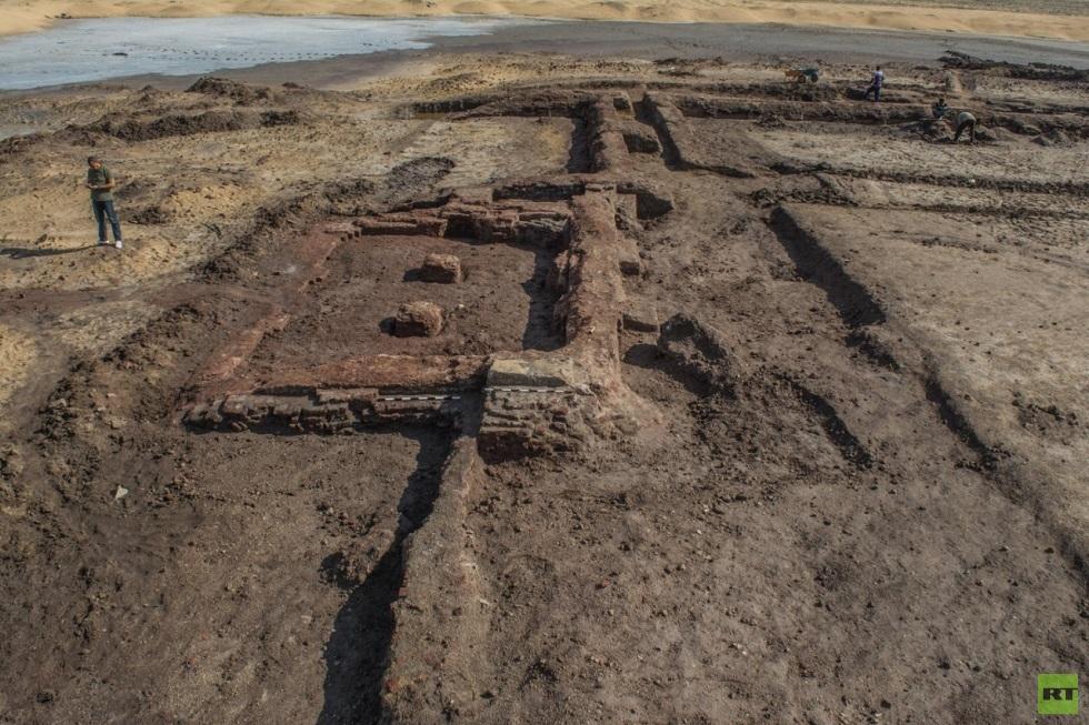 موقع أثري مكتشف حديثا شمال سيناء