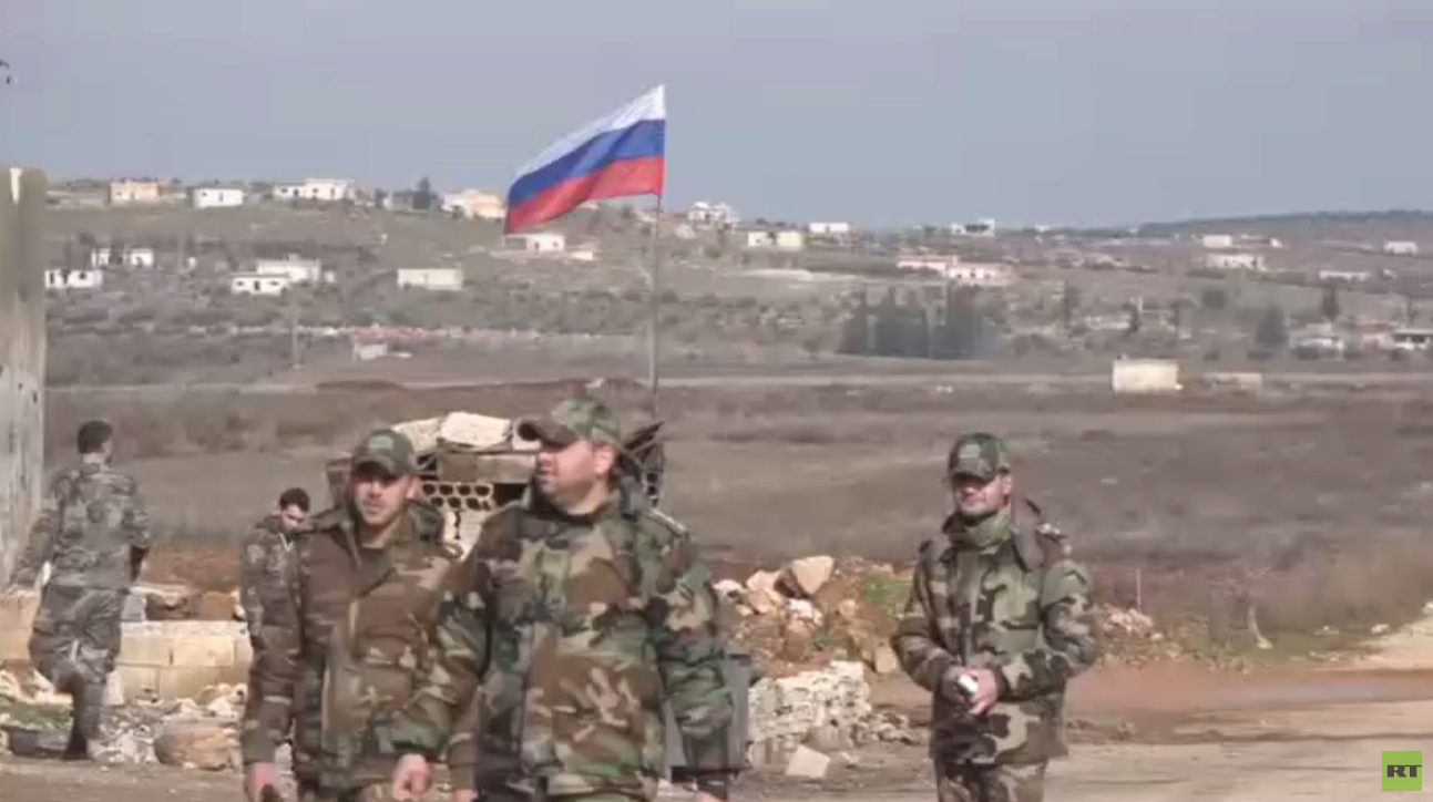 الاستعداد لافتتاح معابر إنسانية في ريف إدلب