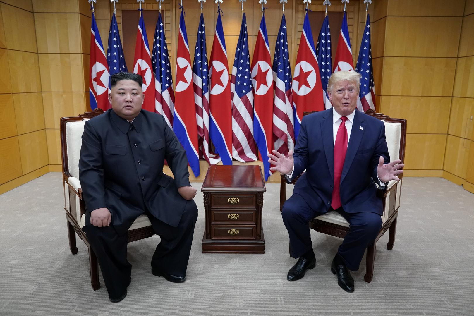 تفاؤل أمريكي باستئناف المحادثات مع بيونغ يانغ في ستوكهولم