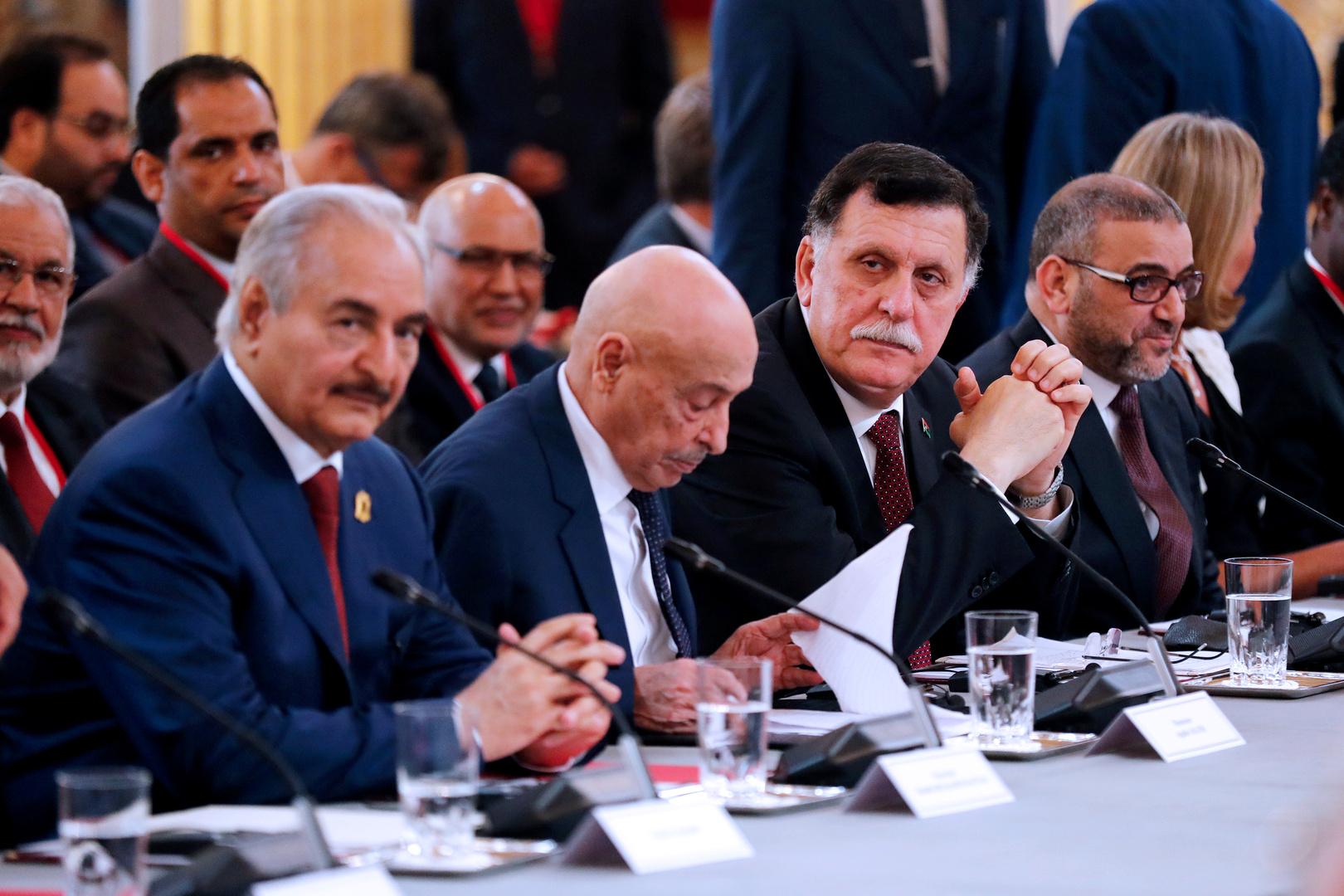 بعد اتفاق وقف إطلاق النار.. موسكو تحتضن مباحثات للفرقاء الليبيين لحل الأزمة..