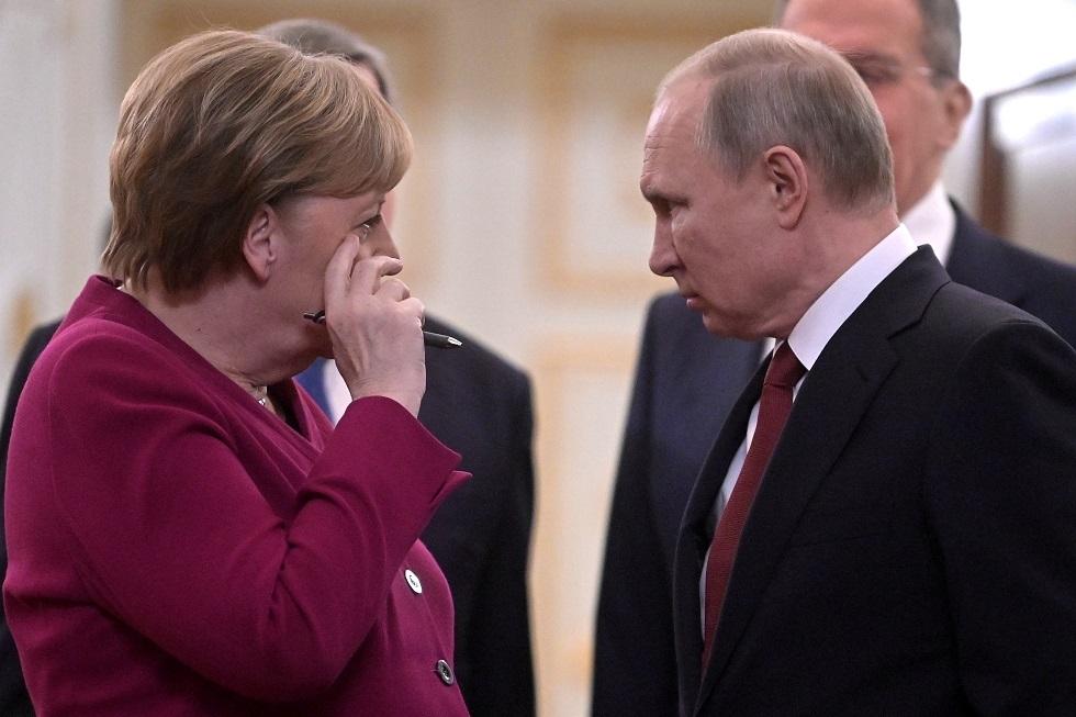 غاز: روسيا تريد أمرين صعبين من ألمانيا