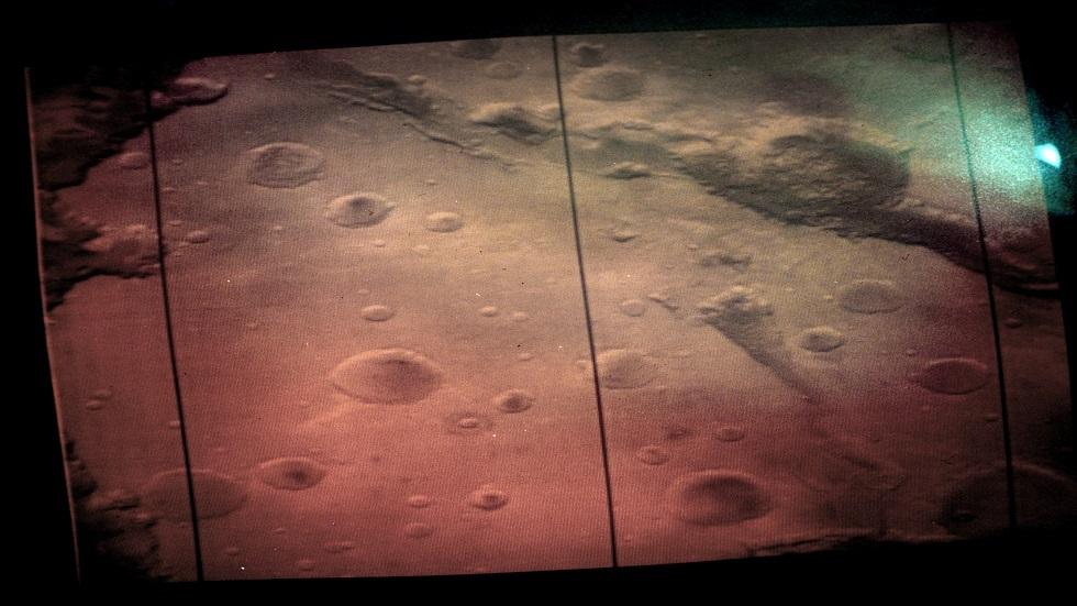جهاز روسي الصنع يقيس سرعة نضوب الماء من أجواء المريخ