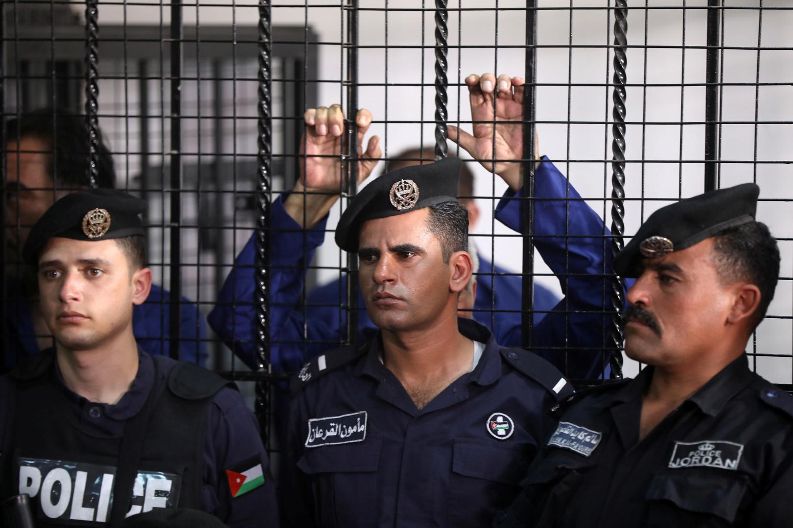 الأردن.. الحبس 4 أشهر للمتسلل الإسرائيلي