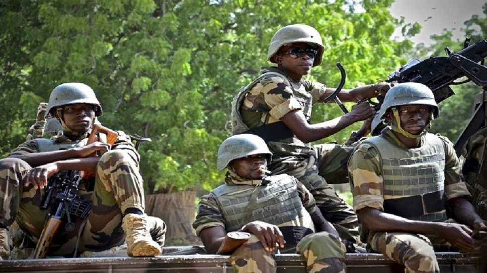 عسكريون من جيش النيجر - أرشيف -