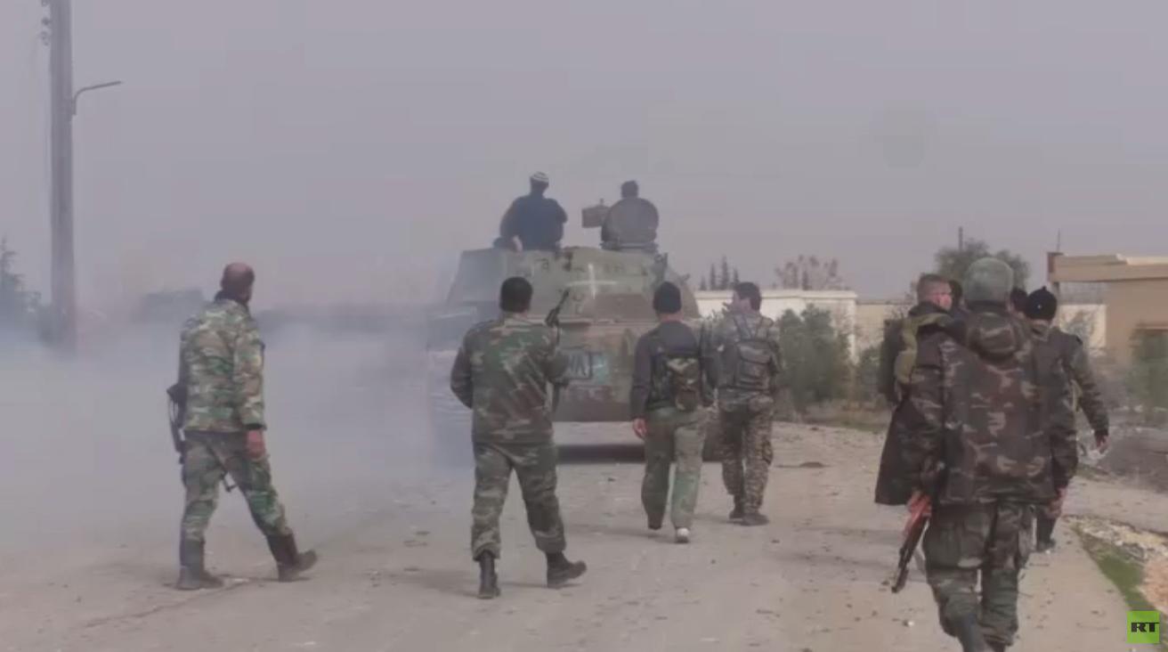 الفصائل المسلحة تواصل خرق الهدنة في إدلب