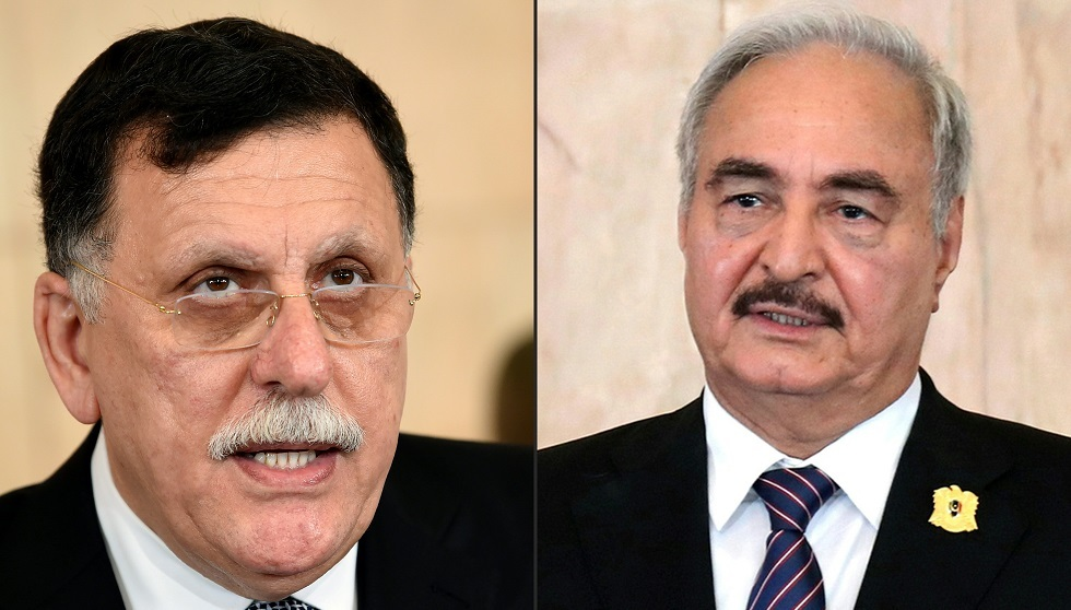 مسودة اتفاق وقف إطلاق النار في ليبيا
