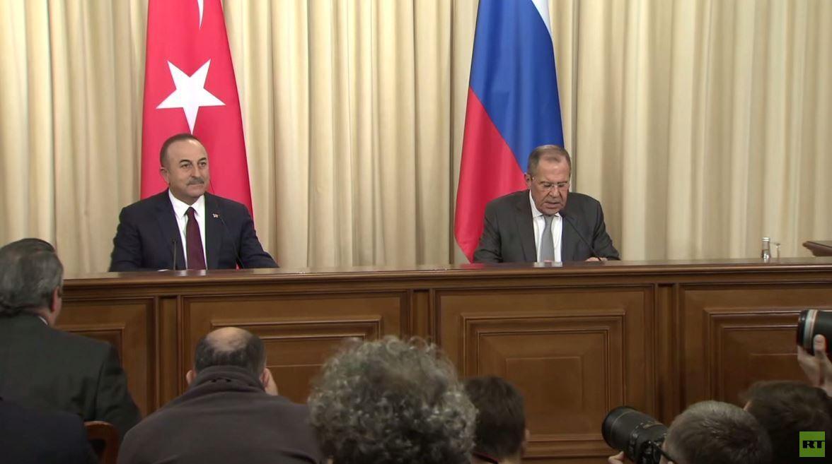 لافروف: أحرزنا تقدما في المحادثات الليبية