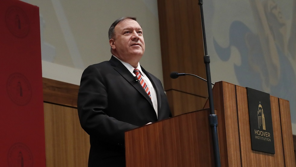 بومبيو: سنعمل مع القادة العراقيين لتحديد أنسب مكان لنشر القوات الأمريكية في العراق