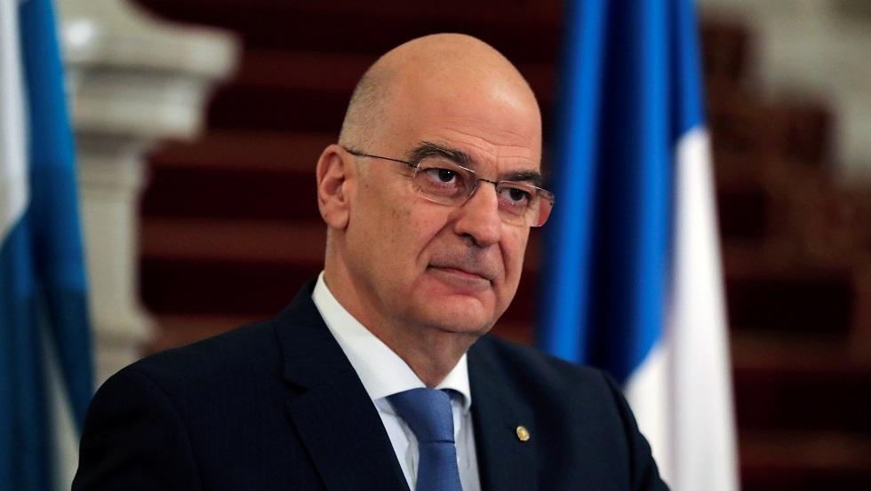 اليونان تدعو لاعتبار اتفاق تركيا مع حكومة الوفاق الليبية غير قانوني