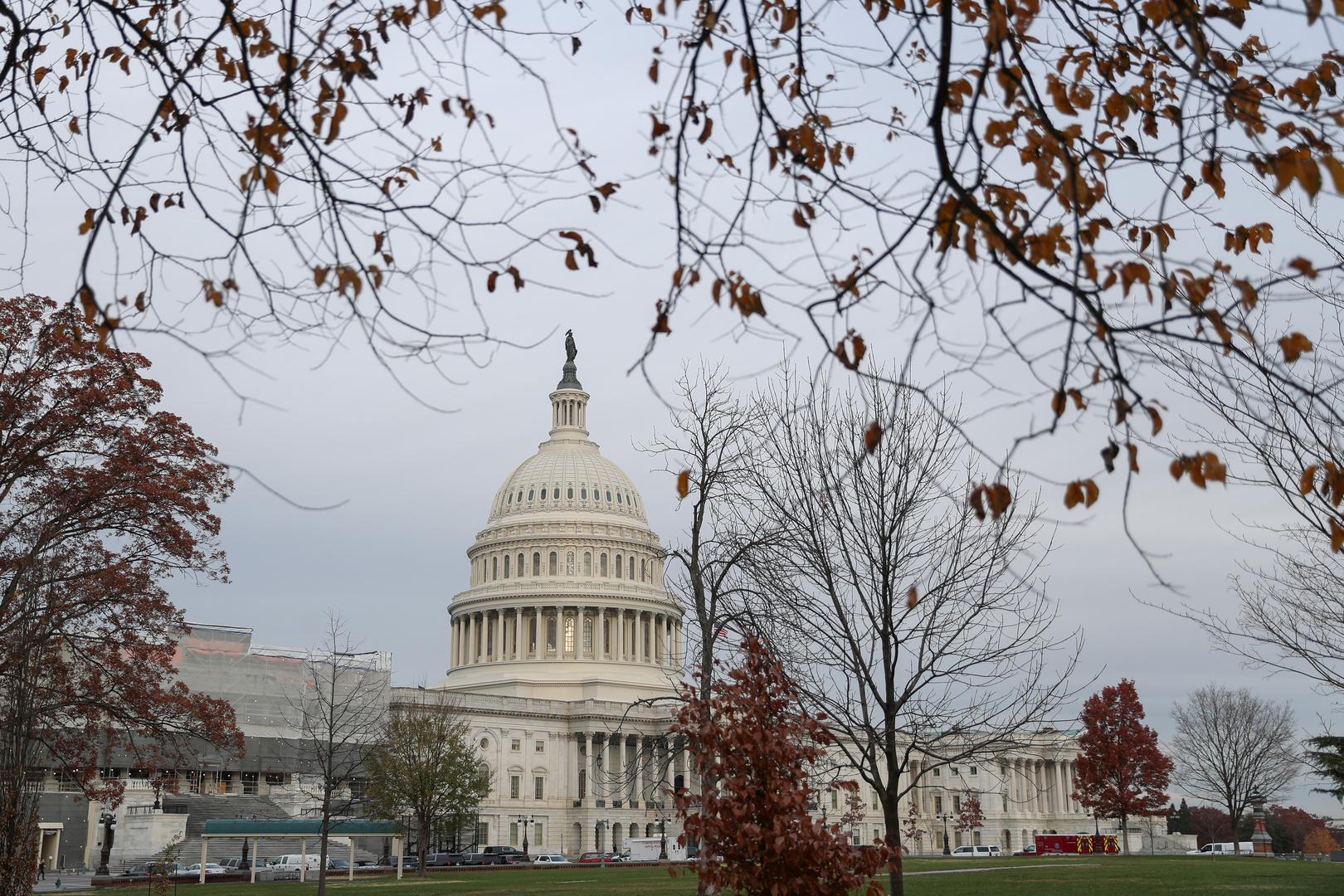 تحرك في الكونغرس الأمريكي