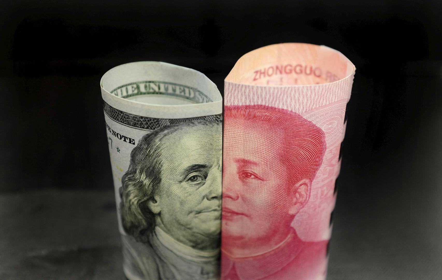 انخفاض الفائض التجاري الصيني مع الولايات المتحدة