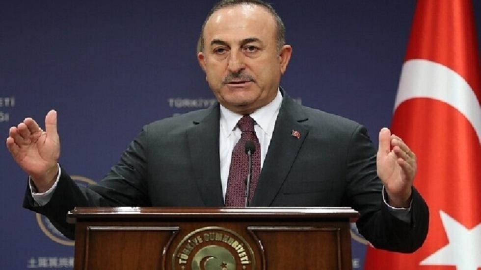 وزير الخاريجة التركي، مولود تشاووش أوغلو