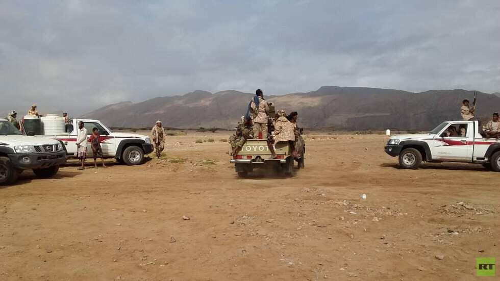المجلس الانتقالي جنوب اليمن يبدأ سحب قواته من أبين تطبيقا لاتفاق الرياض (صور)