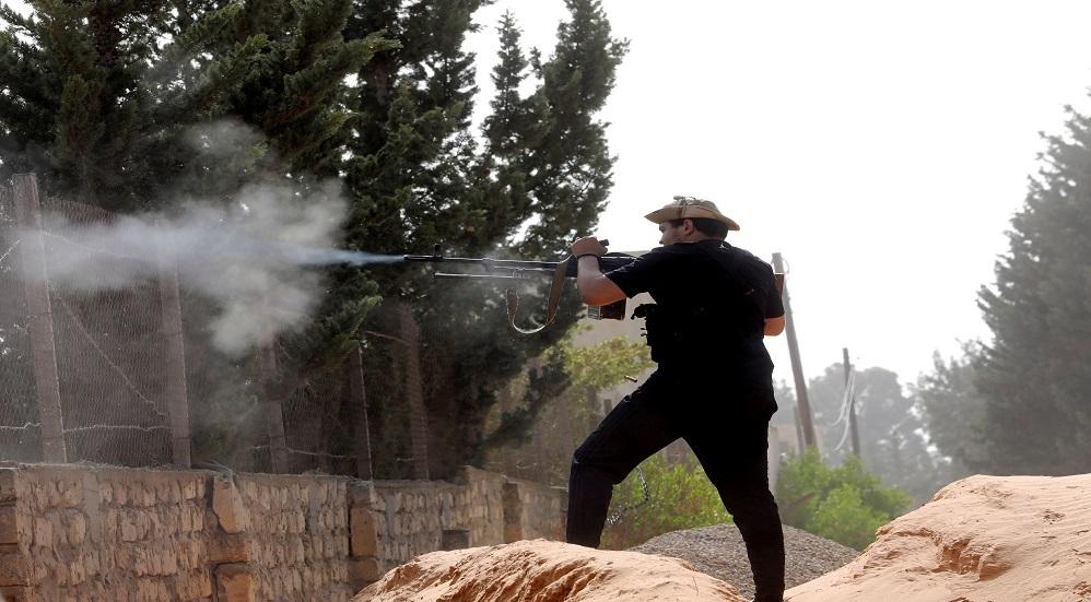 المرصد السوري: مقتل 14 من السوريين الموالين لتركيا في ليبيا
