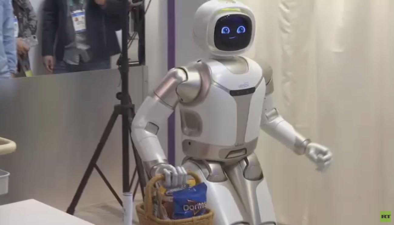 روبوتات مبتكرة في معرض CES 2020