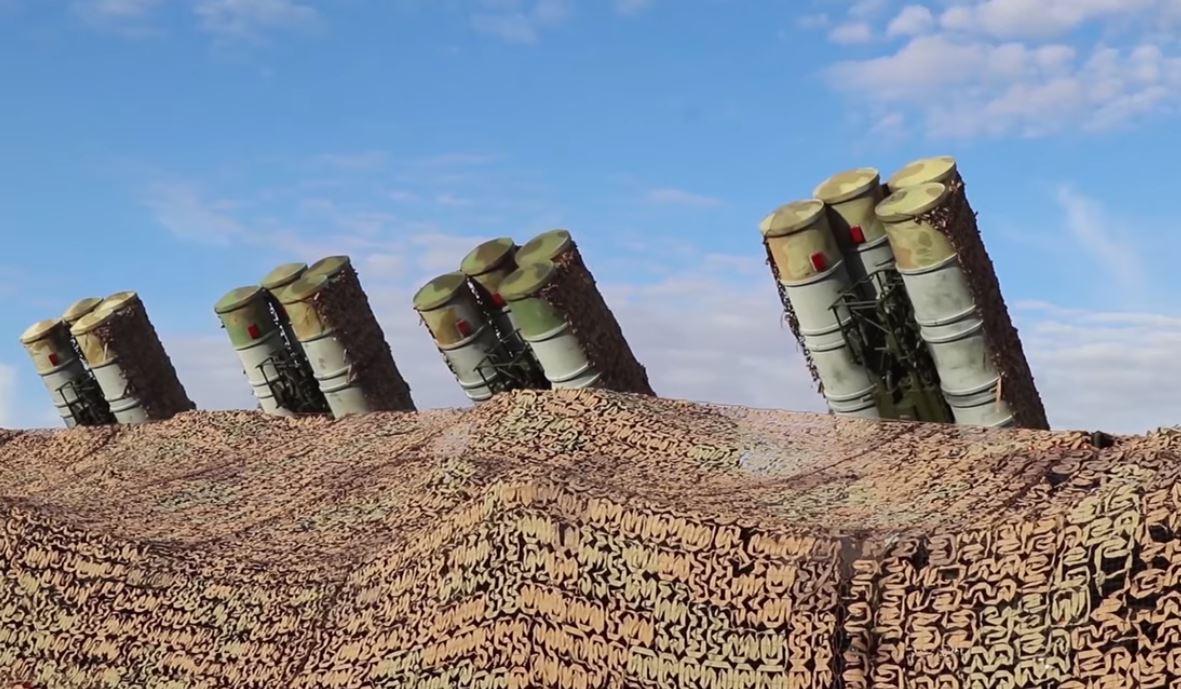 تدريبات قتالية لقوات الصواريخ الروسية